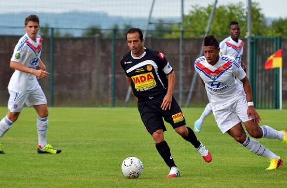 Ludovic Giuly (crédit photo Alex Ortega foot69.fr)
