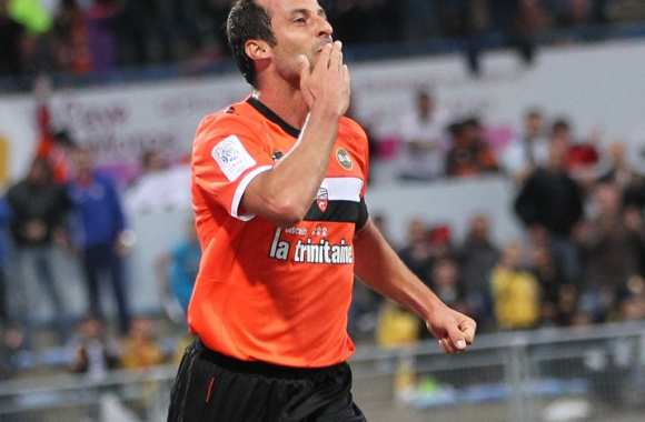 Ludovic Giuly (Lorient)