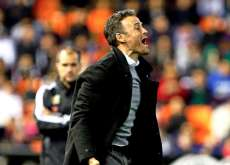 Luis Enrique aphone sur sa prolongation