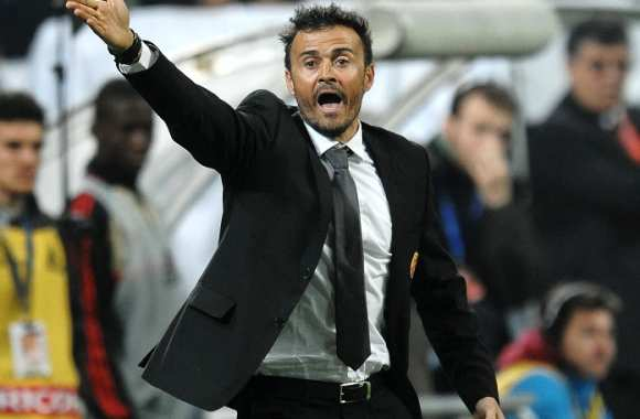 Luis Enrique assume