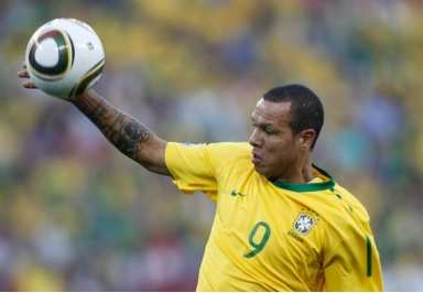 Luis Fabiano vers Manchester ?