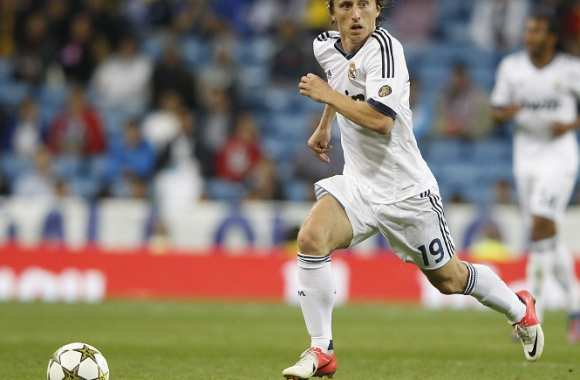 Luka Modric (Real Madrid)