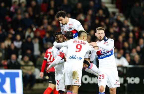 Lyon dauphin, Angers revient