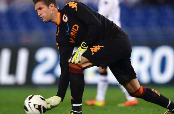 Maarten Stekelenburg (AS Roma)