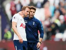 Madame Pochettino jalouse d'Harry Kane