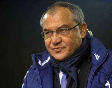 Magath sur Facebook