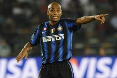 Maicon gagne le Samba d'Or