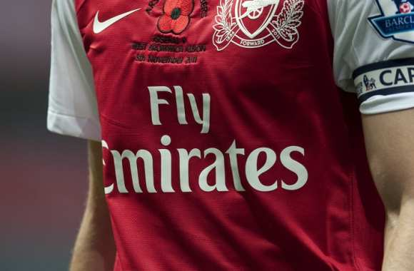 Maillot d'Arsenal