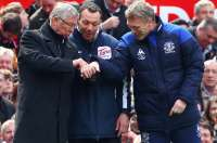 Sir Alex enseigne le Fergie Time à David Moyes