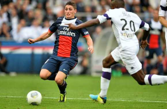 Makelele encense Verratti