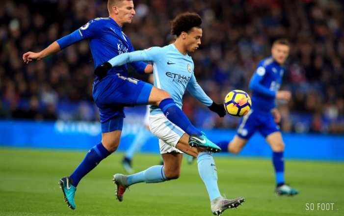 Manchester City braconne les Foxes