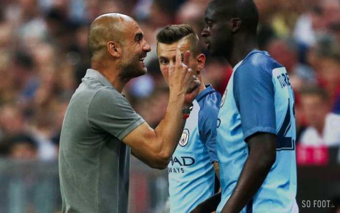 Manchester City, le Pep d'interrogation