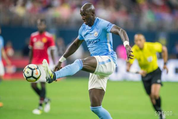 Manchester City passe au foot US