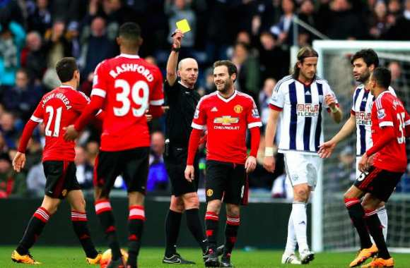 Manchester tombe à West Brom