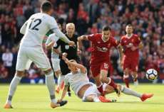 Manchester United frustre Anfield