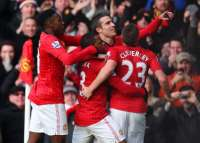 Manchester United gagne petit