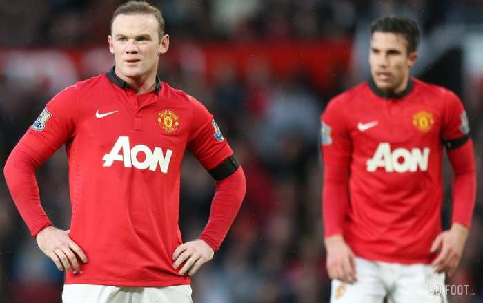 Manchester United patine contre Fulham