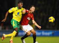 Manchester United tombe � Norwich