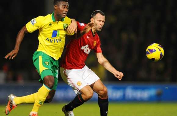Manchester United tombe à Norwich