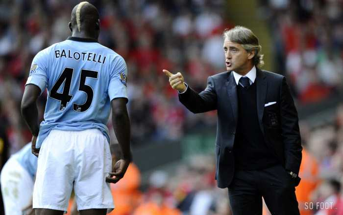 Mancini : « Balotelli ? Fantastique ! »