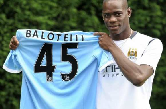 Mancini enchanté par Balotelli