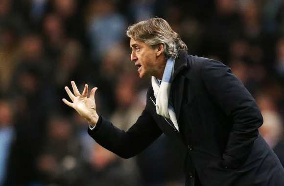 Mancini fulmine contre la Premier League