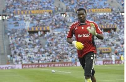 Mandanda capitaine