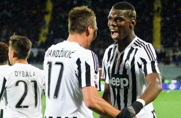 Mandžukić trouve Pogba incomparable