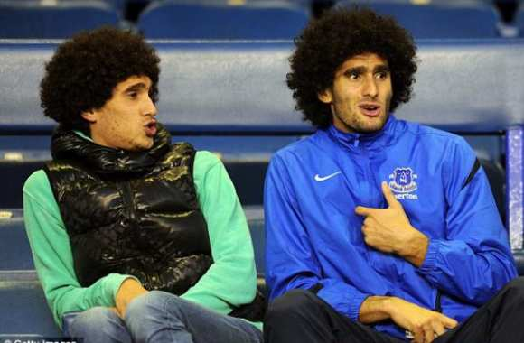 Mansour et Marouane(© http://www.dailymail.co.uk)