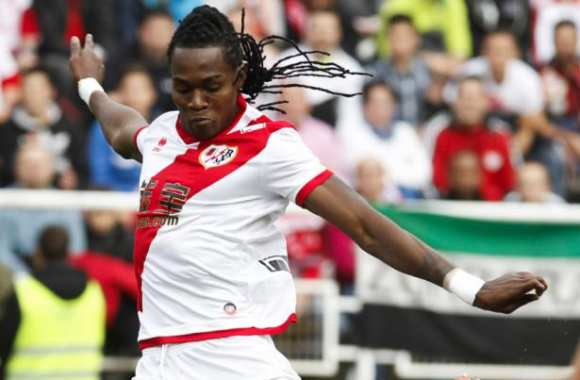 Manucho Goncalves (Rayo Vallecano)