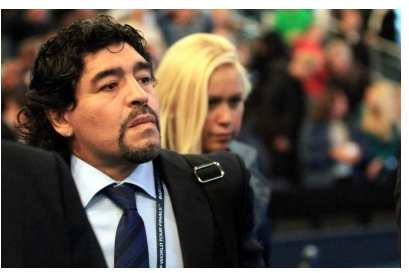 Maradona critique son successeur