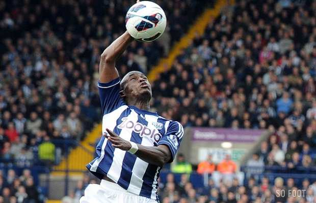 Marc Antoine Fortune (West Brom)