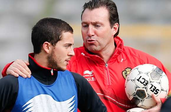 Marc Wilmots reconduit