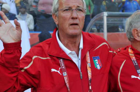 Marcello Lippi, en 2010