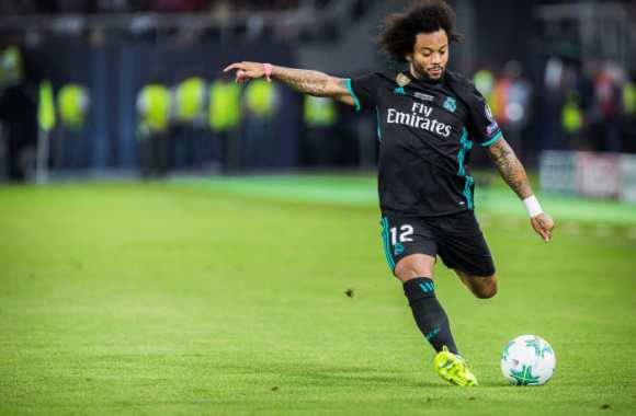 Marcelo prolonge au Real Madrid jusqu'en 2022