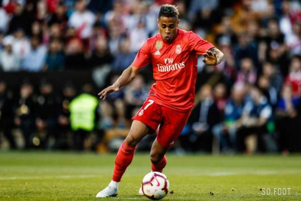 Mariano Diaz veut continuer au Real