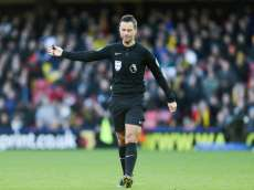 Mark Clattenburg file en Arabie saoudite