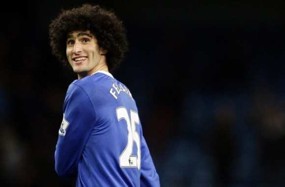 Marouane Fellaini (Everton)