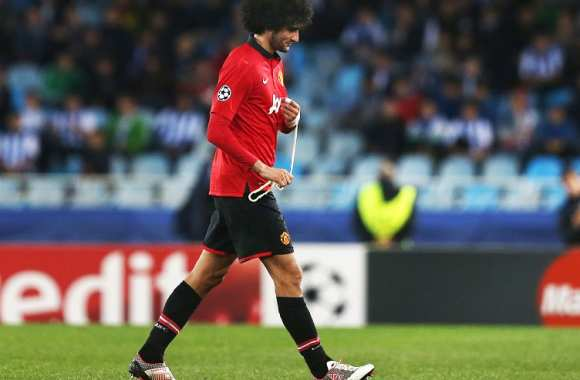 Marouane Fellaini (Manchester United)
