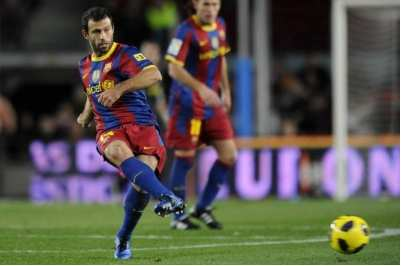 Mascherano critique Liverpool
