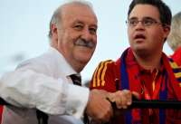 Match record pour Del Bosque