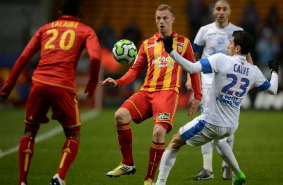 Match sans but entre Lens et Caen