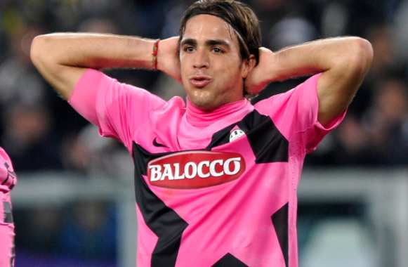 Matri attend l'Inter