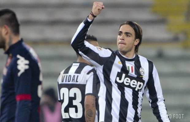 Matri, un doubl� contre son ancien club