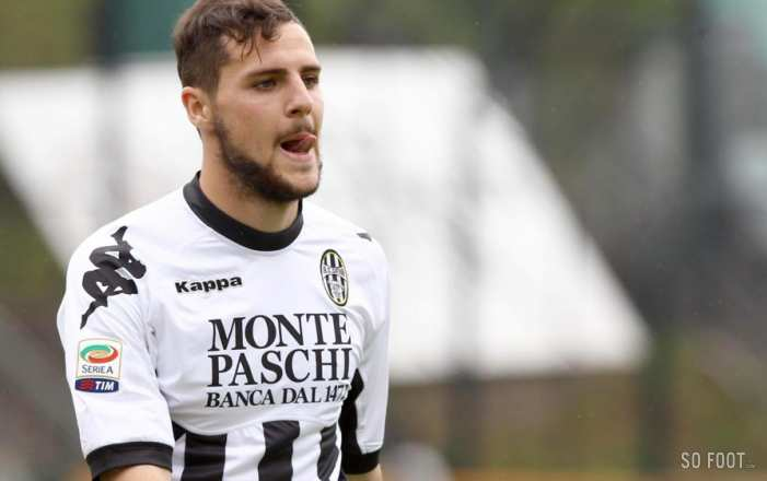 Mattia Destro (Sienne) s'engagera demain avec l'AS Roma