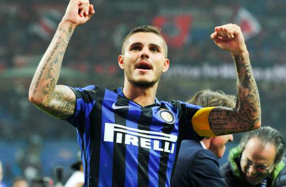 Mauro Icardi, capitaine de l'Inter