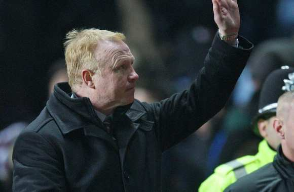 McLeish viré d'Aston Villa