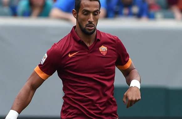 Mehdi Benatia à l'AS Roma