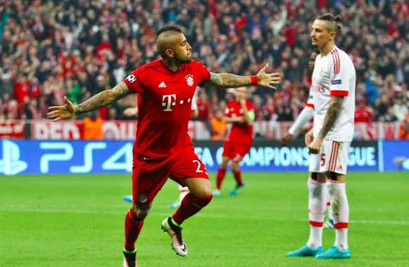 BayernBenfica (10)  Ligue des champions  Coupes dEurope