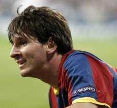 Messi beaucoup